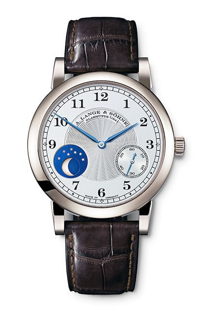 A. Lange & Söhne 1815 Moon-Phase in honey gold