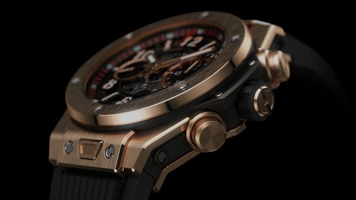 HUBLOT BIG BANG UNICO KING GOLD - best gold watches